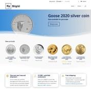 acquistare oro e argento tramite pagamento in bitcoin