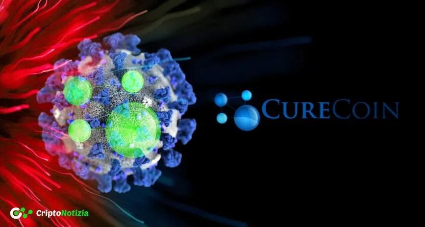 Curecoin - La Criptovaluta per la Ricerca Scientifica. 2020 1 curecoin