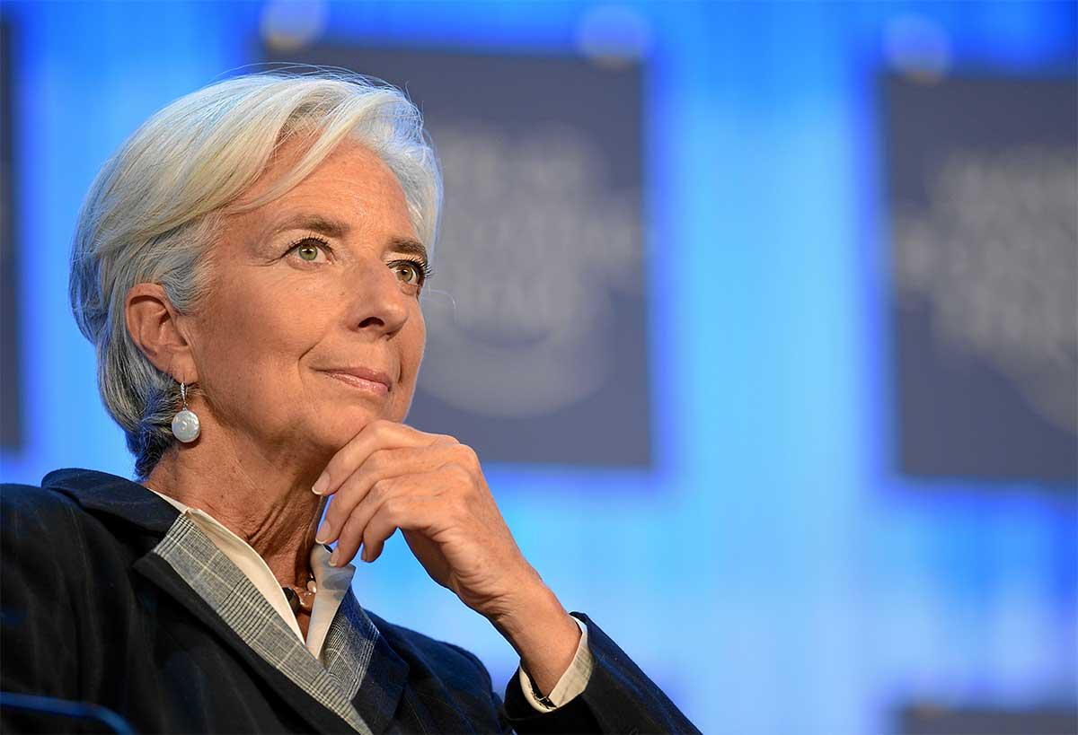 Christine Lagarde del FMI alerta del alto consumo de electricidad por minería de Bitcoin