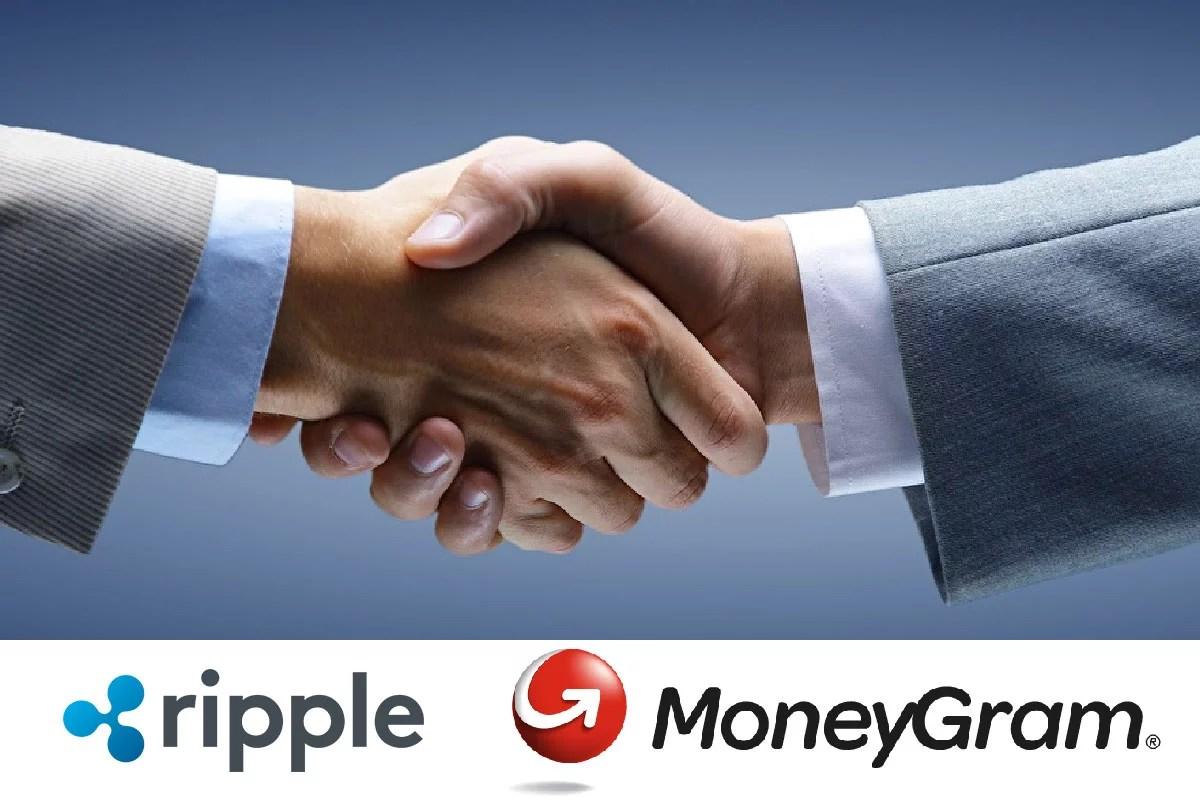 MoneyGram usará Ripple para pagos internacionales más rápidos