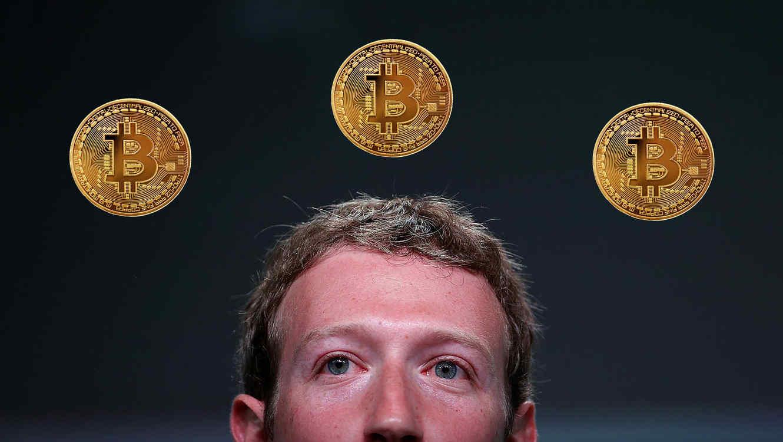 Facebook vs Criptomonedas