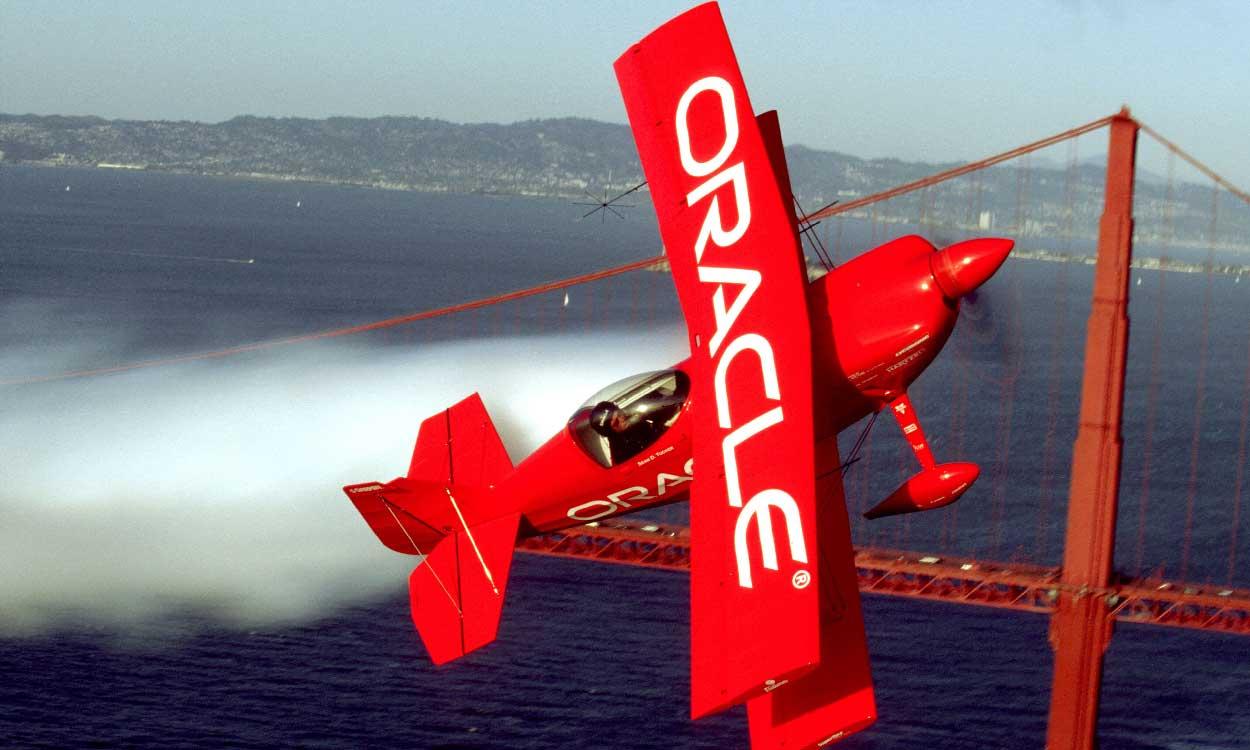 Oracle ofrecerá productos basados en blockchain