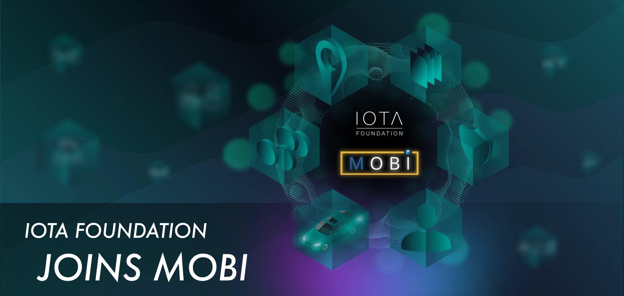 IOTA anuncia una nueva alianza