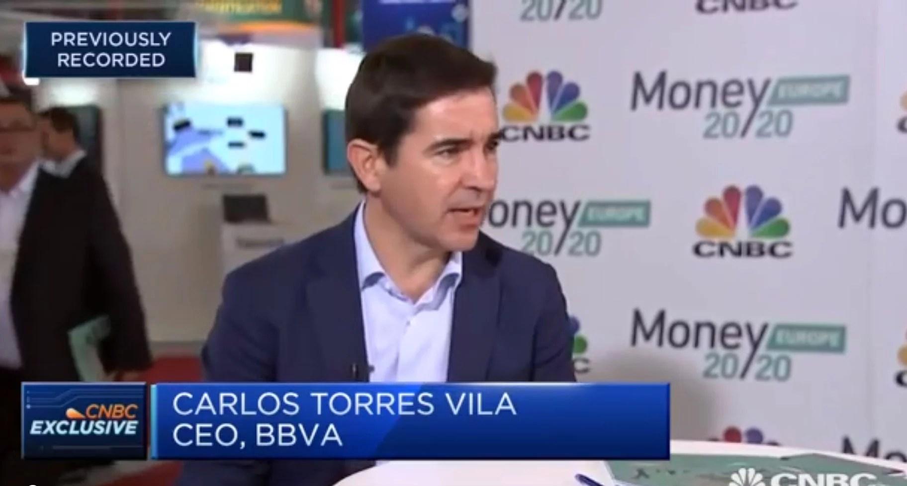 Principales CEOs de la banca internacional dicen que el Blockchain apuntalará la industria financiera