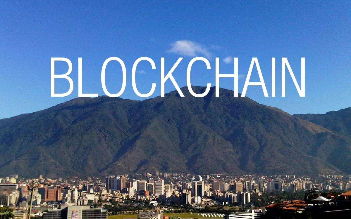 Conoce un poco más sobre blockchain en la ciudad Caracas este 16 de Julio