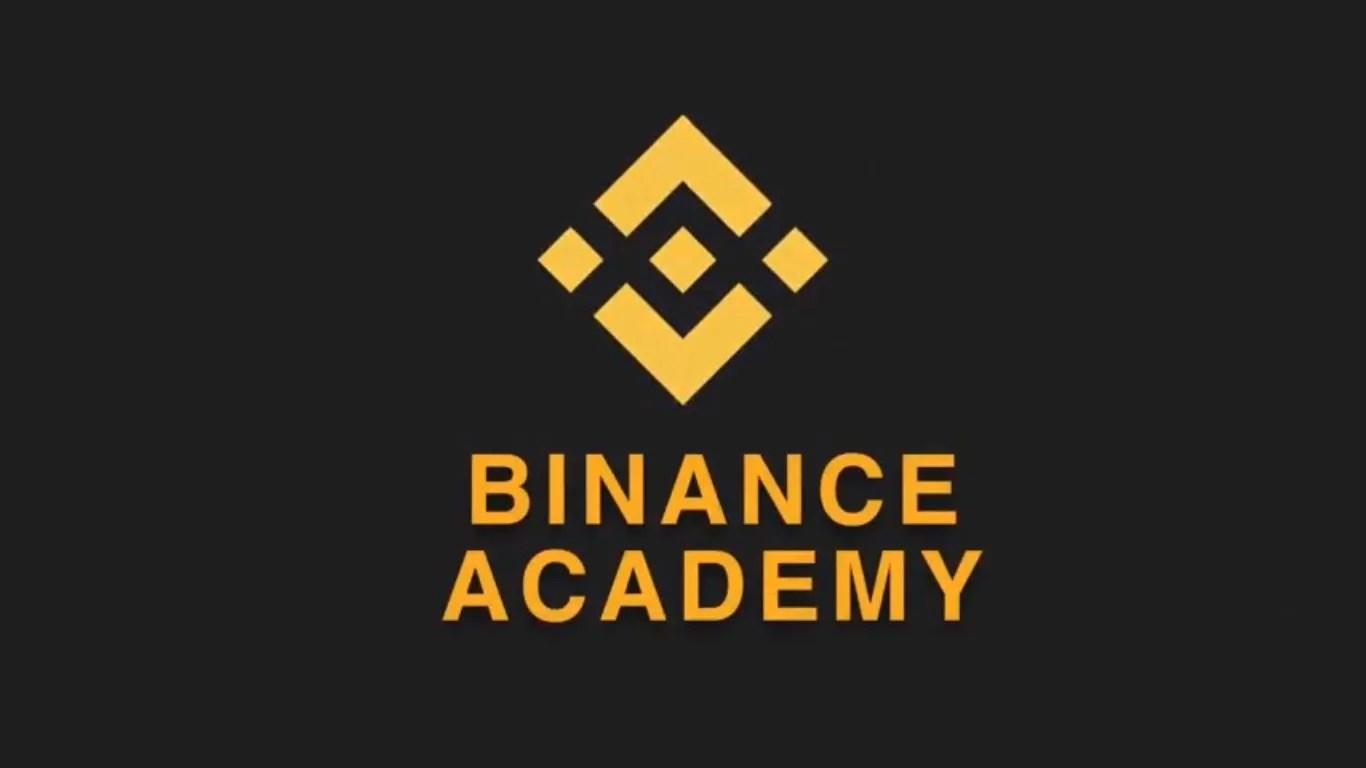 Binance Academy, plataforma educativa sobre las criptomonedas y el blockchain