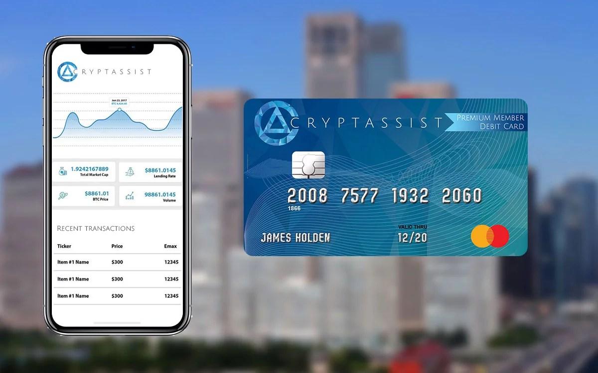 Cryptassist una propuesta para facilitar el uso de las criptomonedas