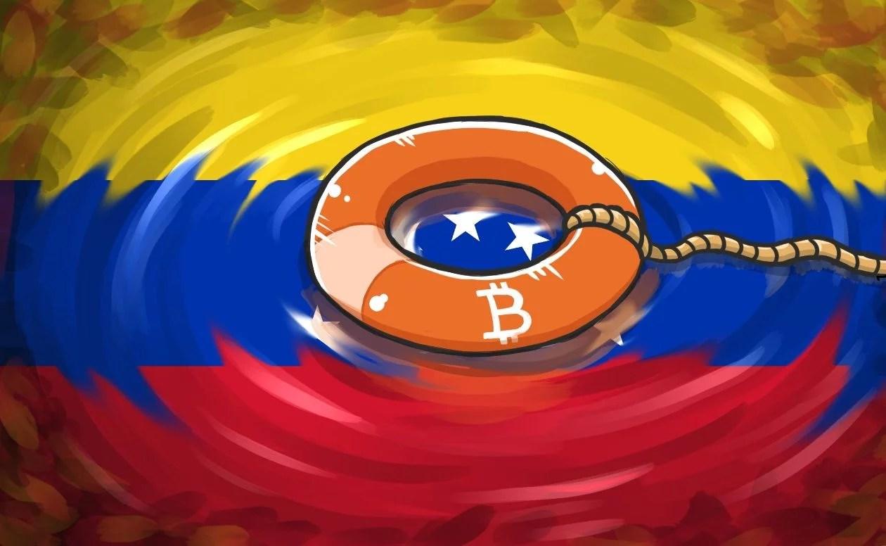 Venezuela ocupa el primer lugar de Latinoamerica en intercambio en LocalBitcoins