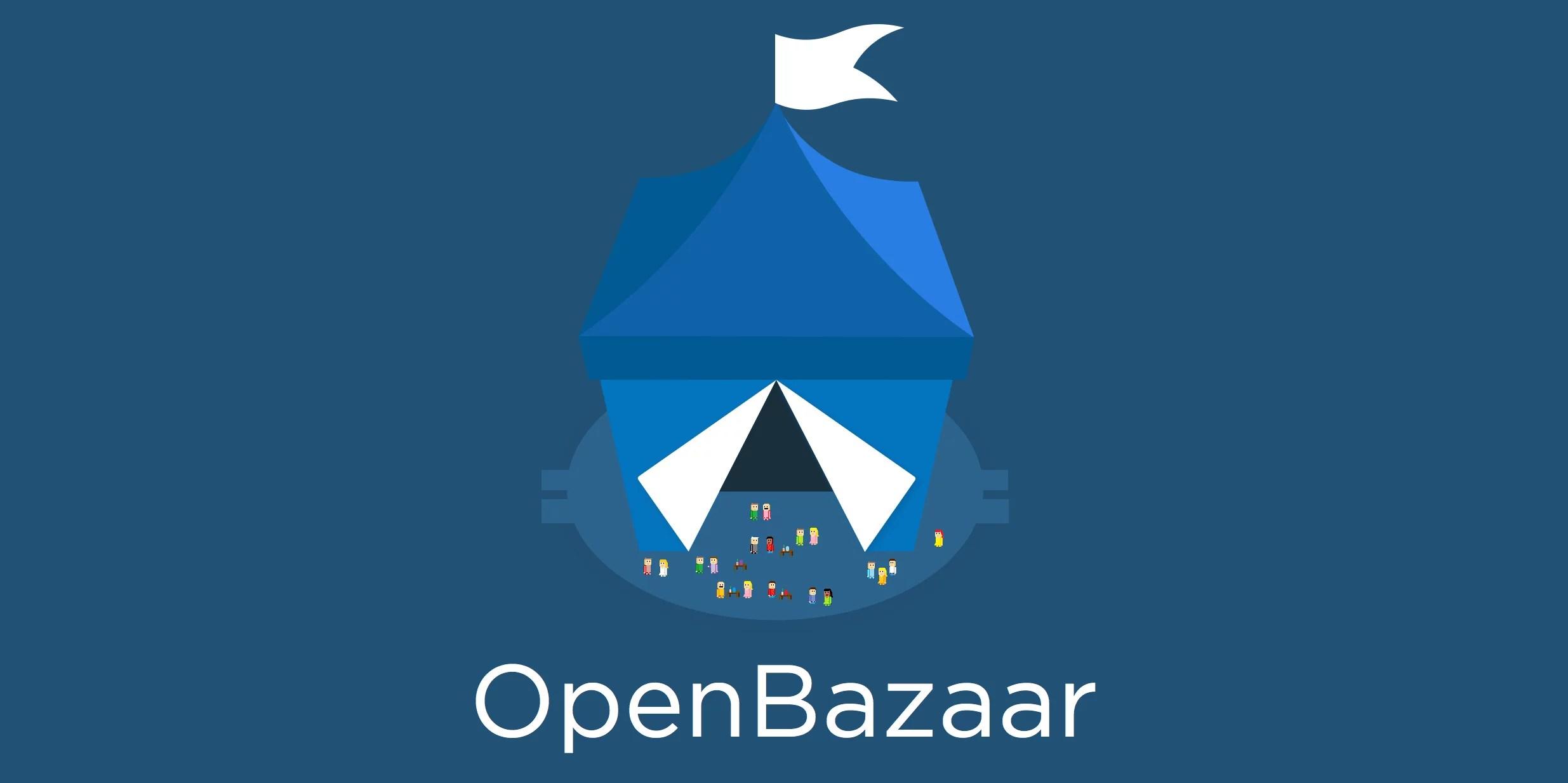 OpenBazaar Logo