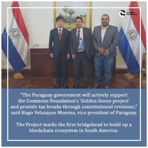 Paraguay y Commons Foundation apuntan a crear la granja Bitcoin mas grande del mundo