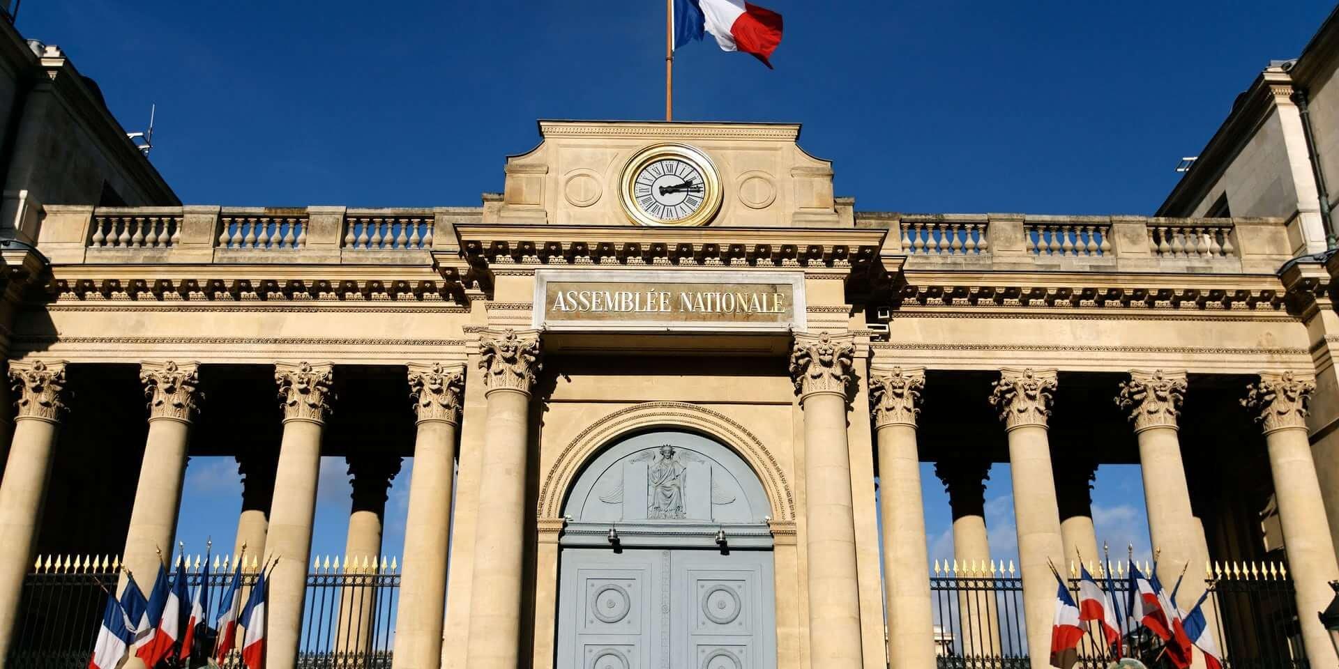Parlamento de Francia rechazó enmiendas que buscaban mejorar el esquema tributario para los criptoactivos
