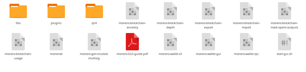 Software Monero