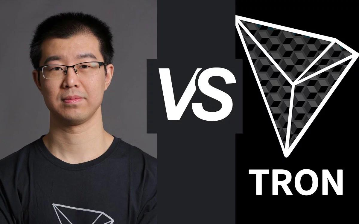 Fundación TRON revela las verdaderas razones de la salida de Lucien Chen