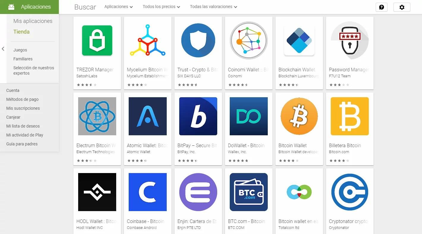 Hackers aprovechan popularidad ascendente de Bitcoin para esparcir malware en Google Play