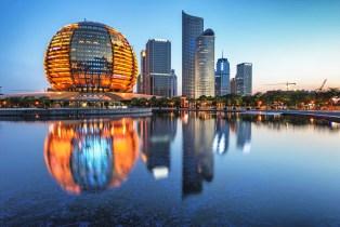Proyecto de ciudad inteligente en China impulsado por gigante automovilístico Wanxiang contará con infraestructura blockchain