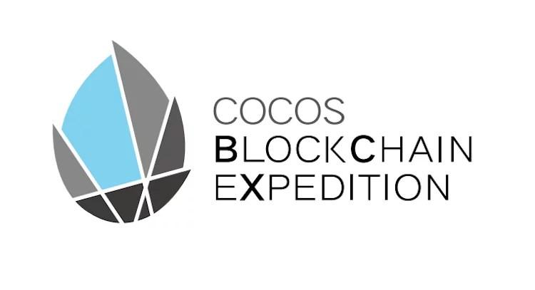 logo de Cocos Blockchain Expedition