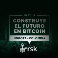 Primer meetup de RSK a más de 2600 metros de altura en Bogotá