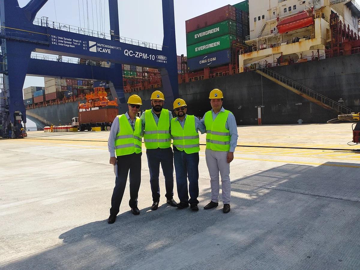 Puerto de Veracruz y Tec de Monterrey lideran uso de blockchain en operaciones portuarias en LATAM