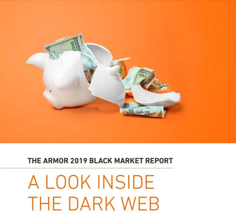 Estafadores venden dinero robado por Bitcoin en la dark web