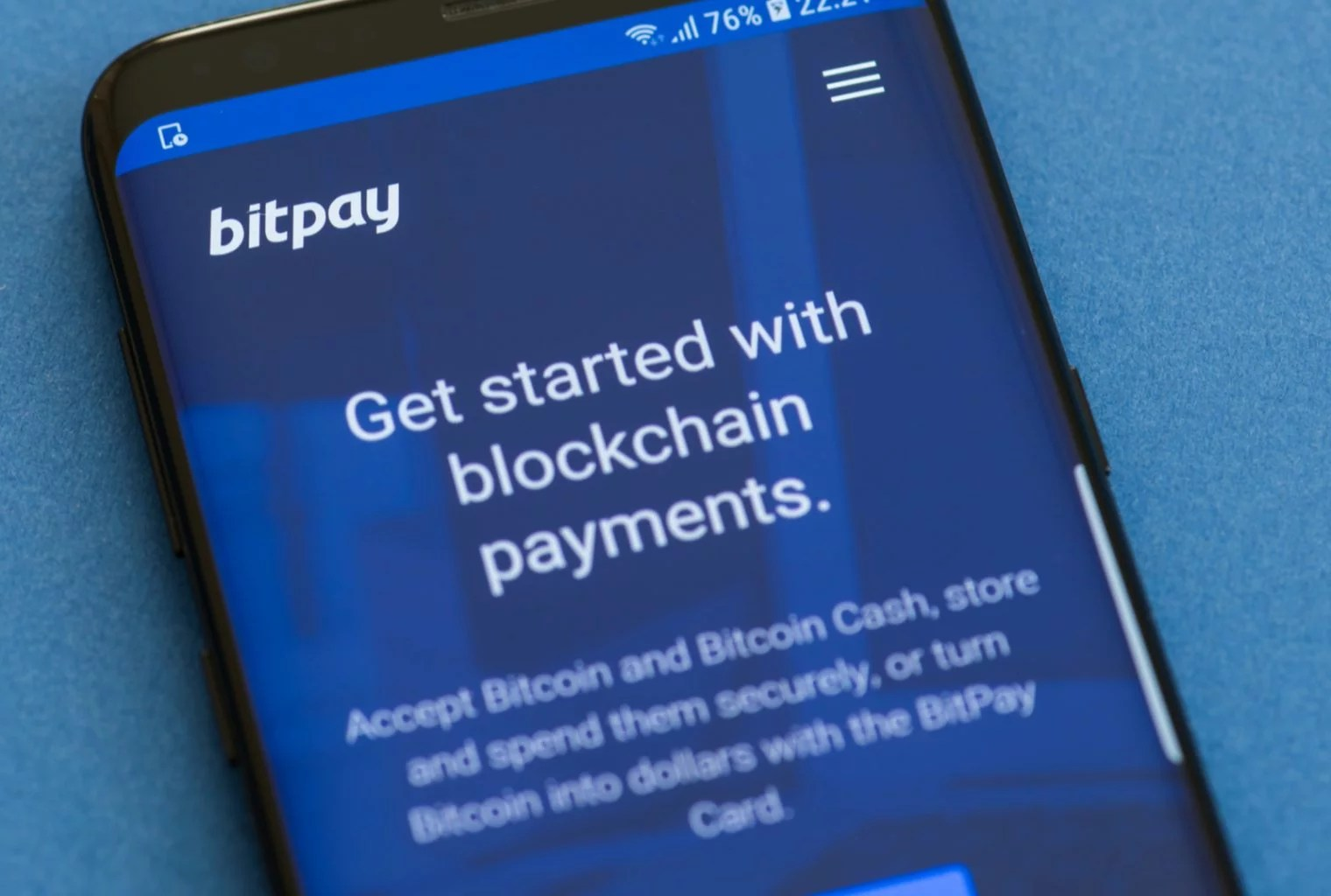 BitPay congela pagos en Bitcoin al sitio web de Hong Kong Free Press