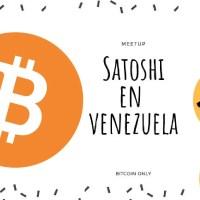 Satoshi en Venezuela organiza su primer meetup en la ciudad de Caracas para hablar de Bitcoin