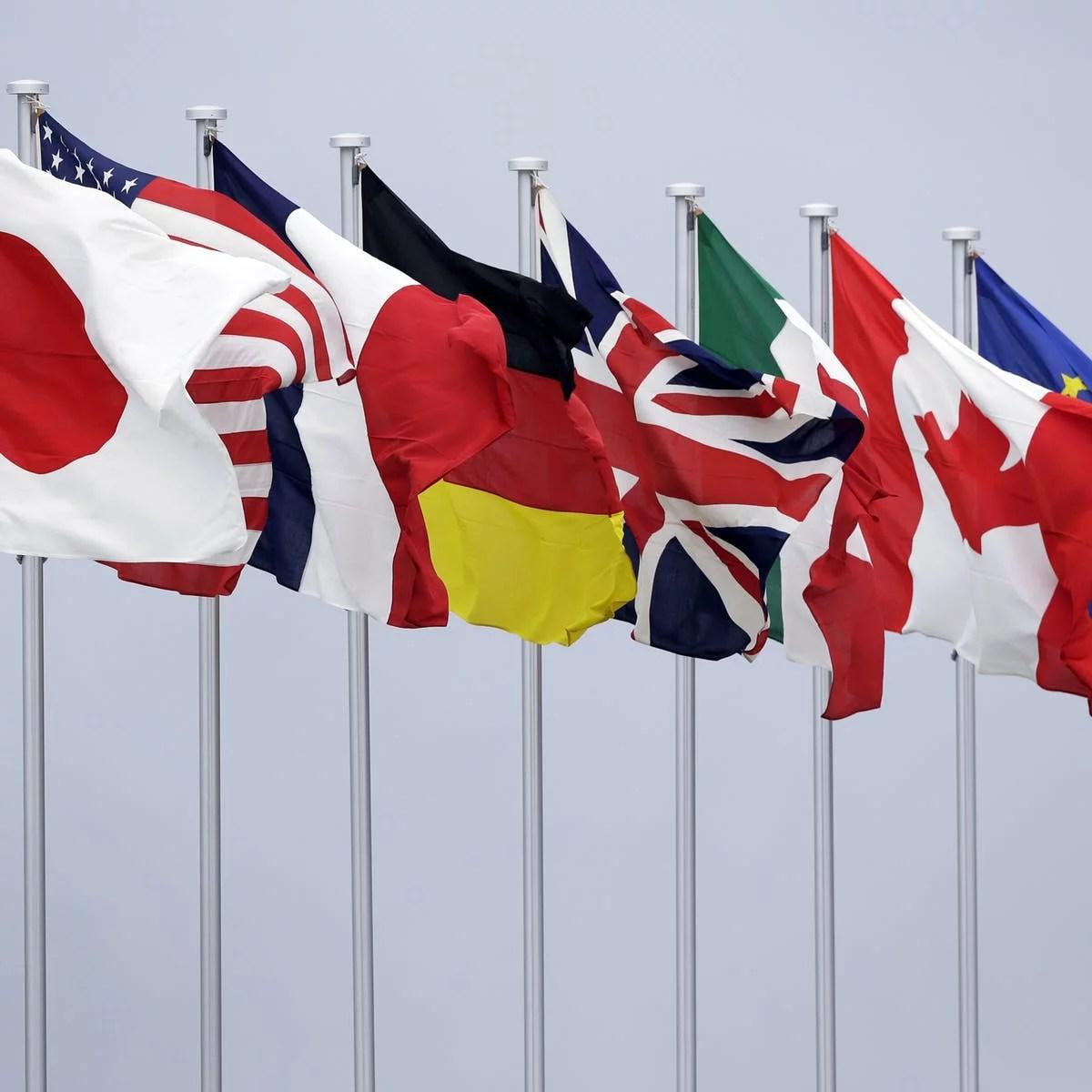 Miembros del G7 analizan las monedas estables globales como un riesgo para la estabilidad financiera
