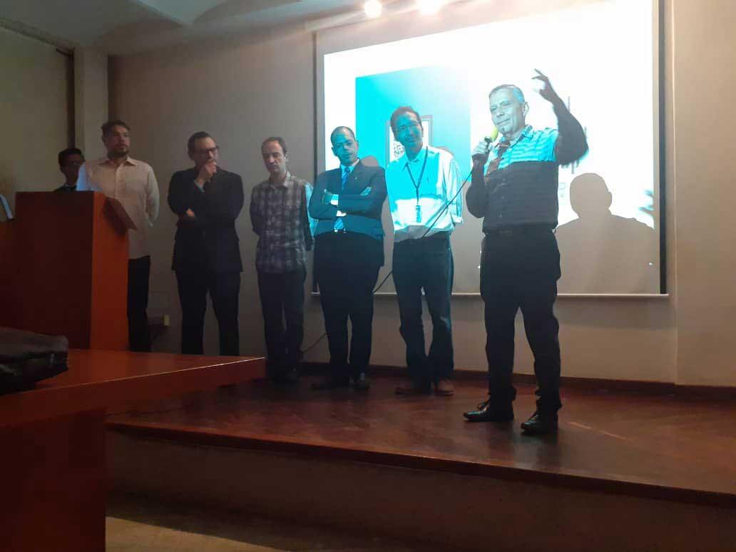 Venezuela realiza exitosamente I meet up Decentralized, de la Universidad de Nicosia
