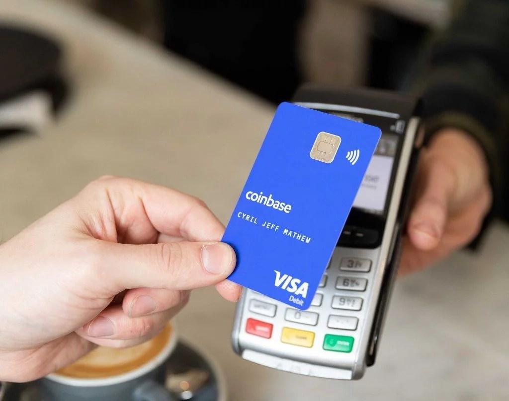 Coinbase amplía el alcance de su tarjeta Visa en diez países de Europa, y agrega 5 criptomonedas