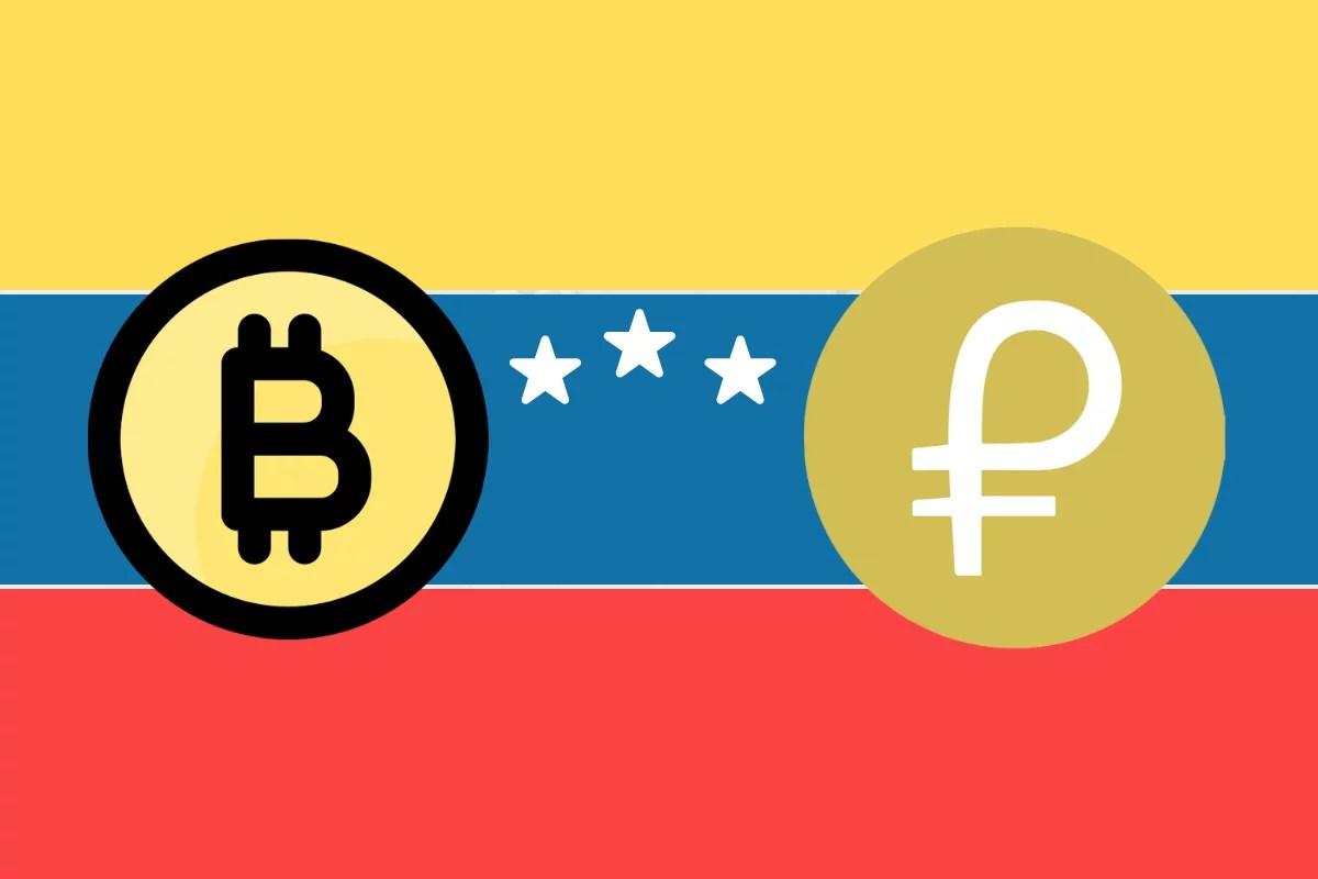 En Venezuela, el Bitcoin lidera las búsquedas de contenido en Google y Youtube frente al Petro en los últimos seis meses