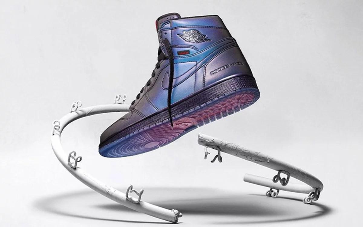 CrpytoKicks el calzado deportivo de nike basado en blockchain