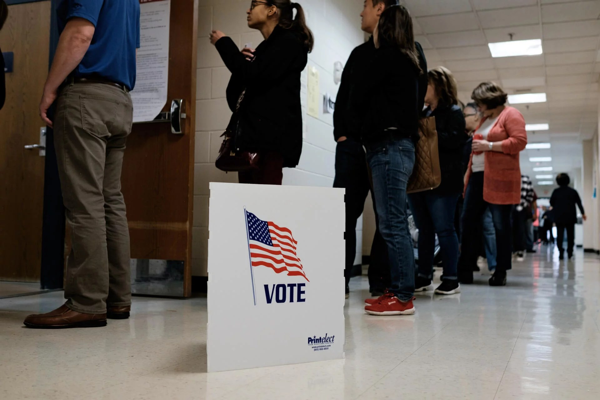 En Estados Unidos, el Departamento de Elecciones del estado de Virginia evaluará el posible uso de tecnología blockchain para el sistema electoral