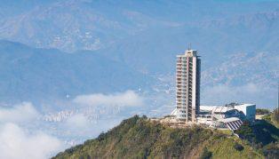 Un casino internacional en el lujoso Hotel Humboldt para apuestas en petros, el nuevo anuncio de Nicolás Maduro