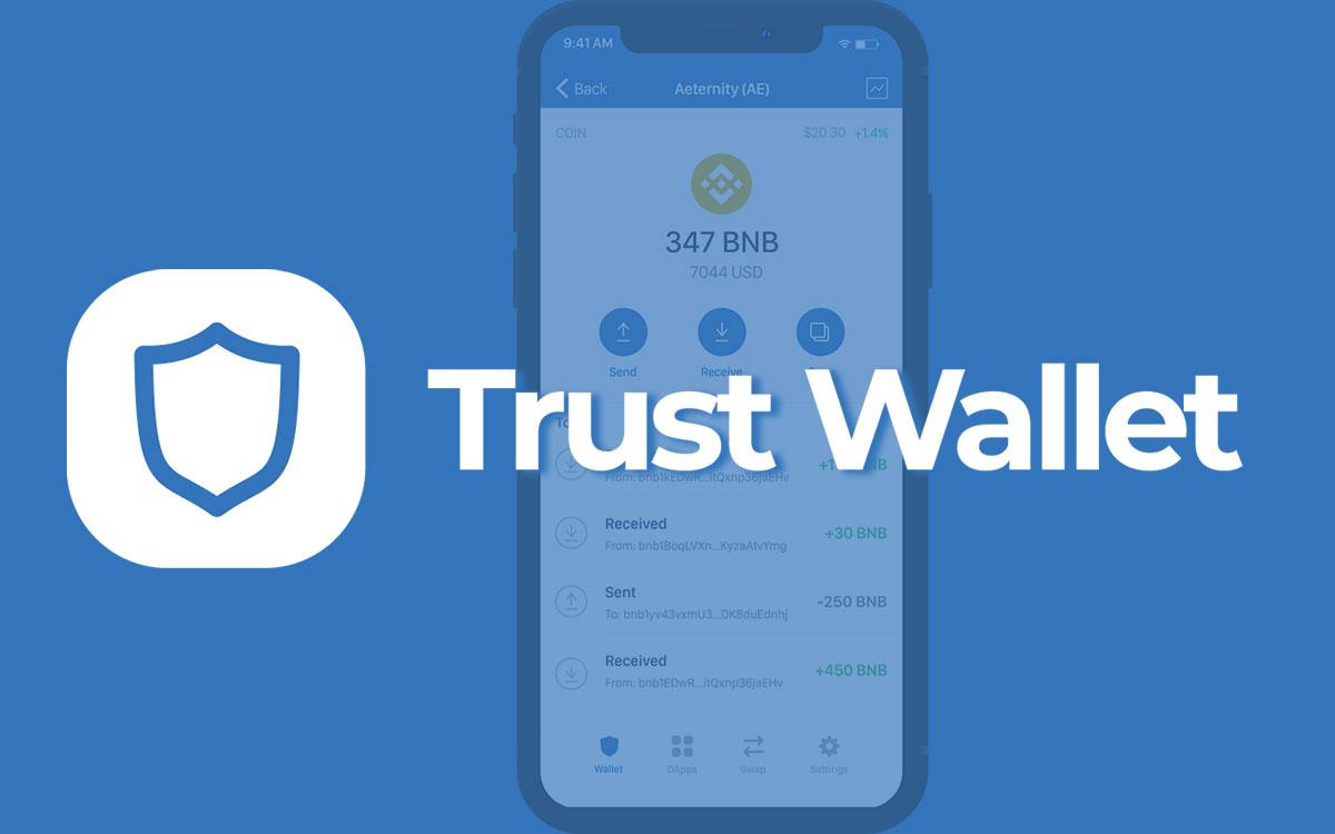 Trust Wallet llega al millón de descargas