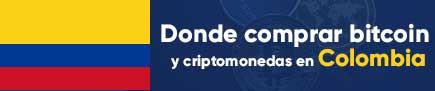 Donde comprar bitcoin y criptomonedas en Colombia