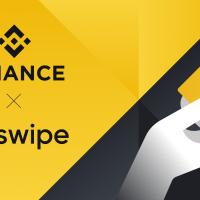 Binance anuncia la adquisición de la firma Swipe para continuar impulsando la adopción generalizada de criptomonedas