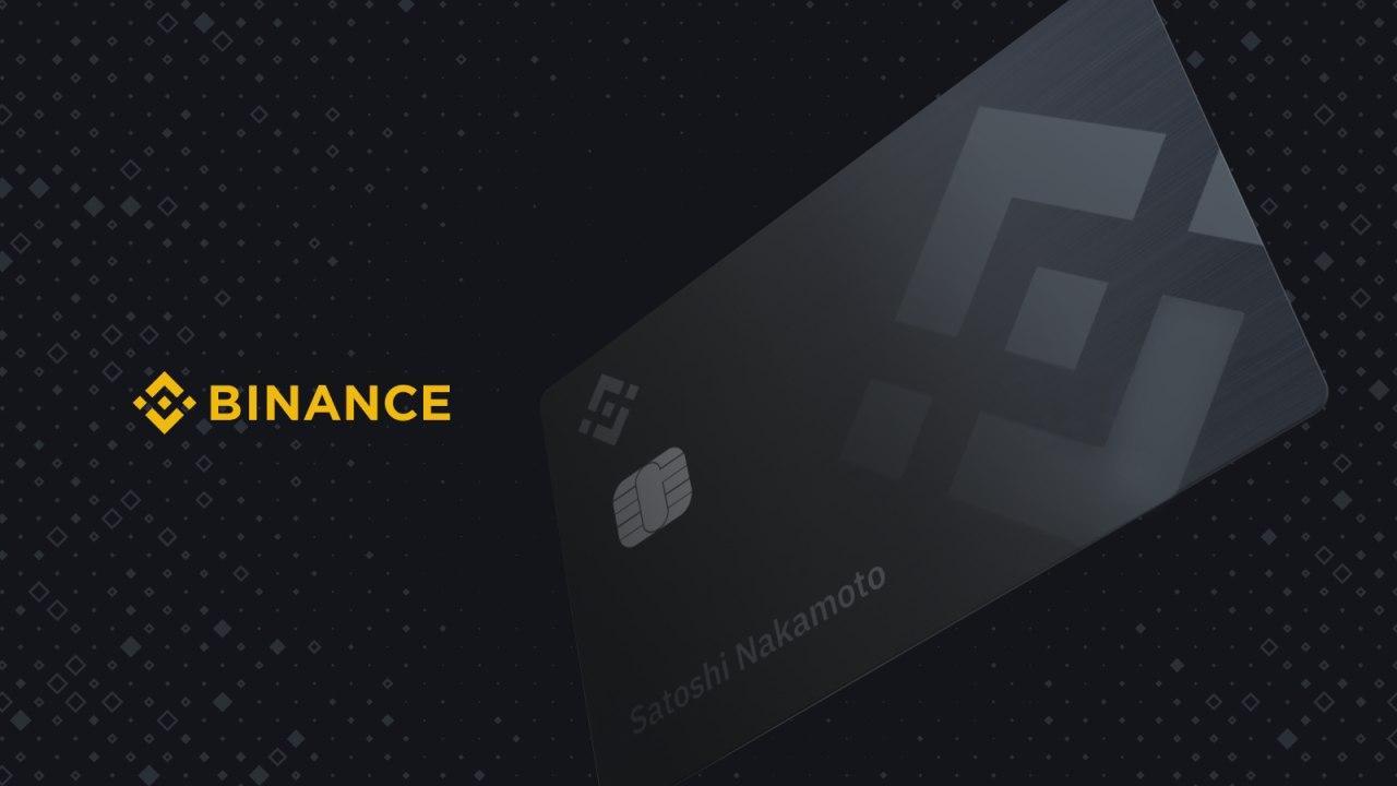 Binance hace oficial el lanzamiento de su tarjeta en Europa y Reino Unido