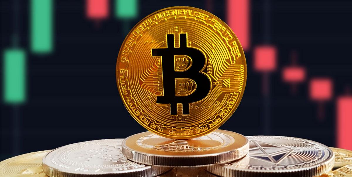 Bitcoin experimenta una caída de su precio alrededor de los 10 mil dólares en 24 horas