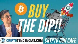 buy the dip crypto con cafe