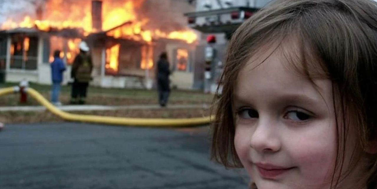 """""""Disaster Girl"""" el meme que vendió por más de 400 mil dólares"""
