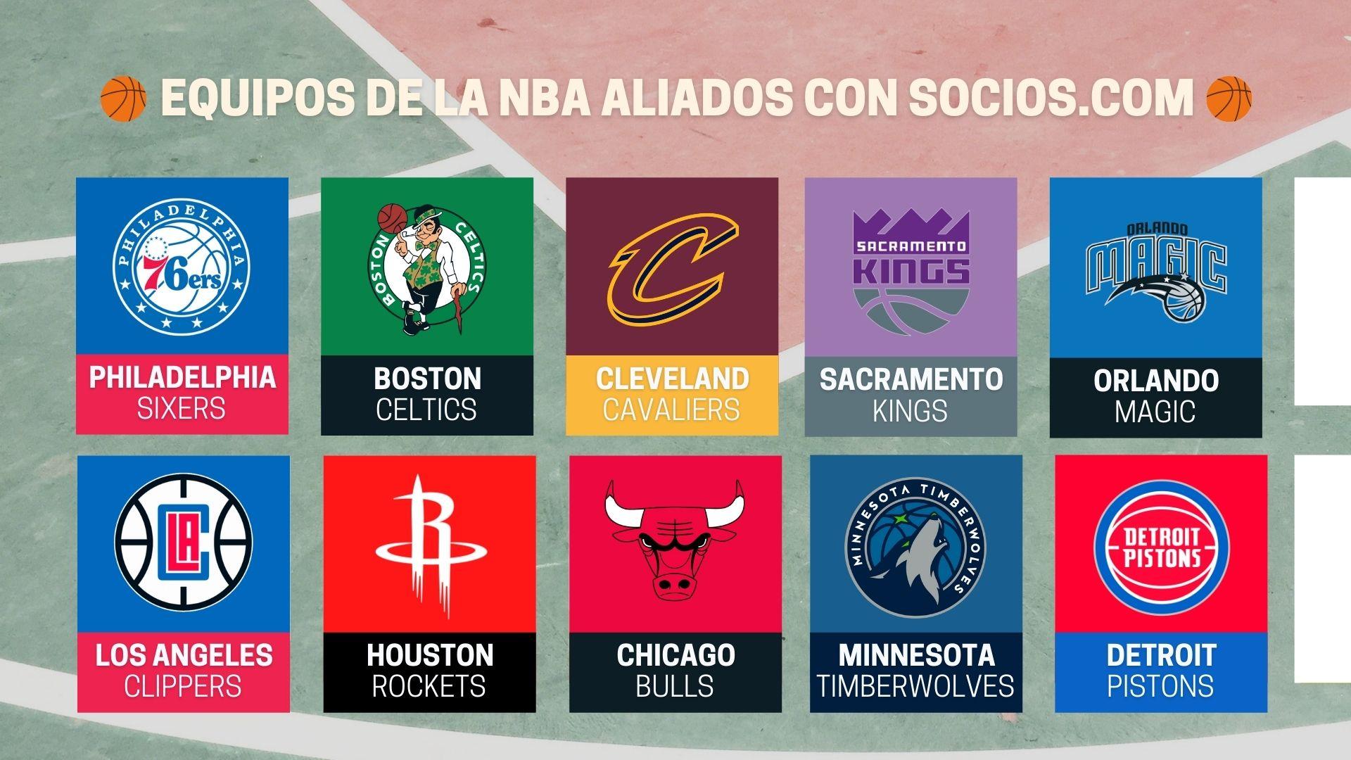 Socios NBA