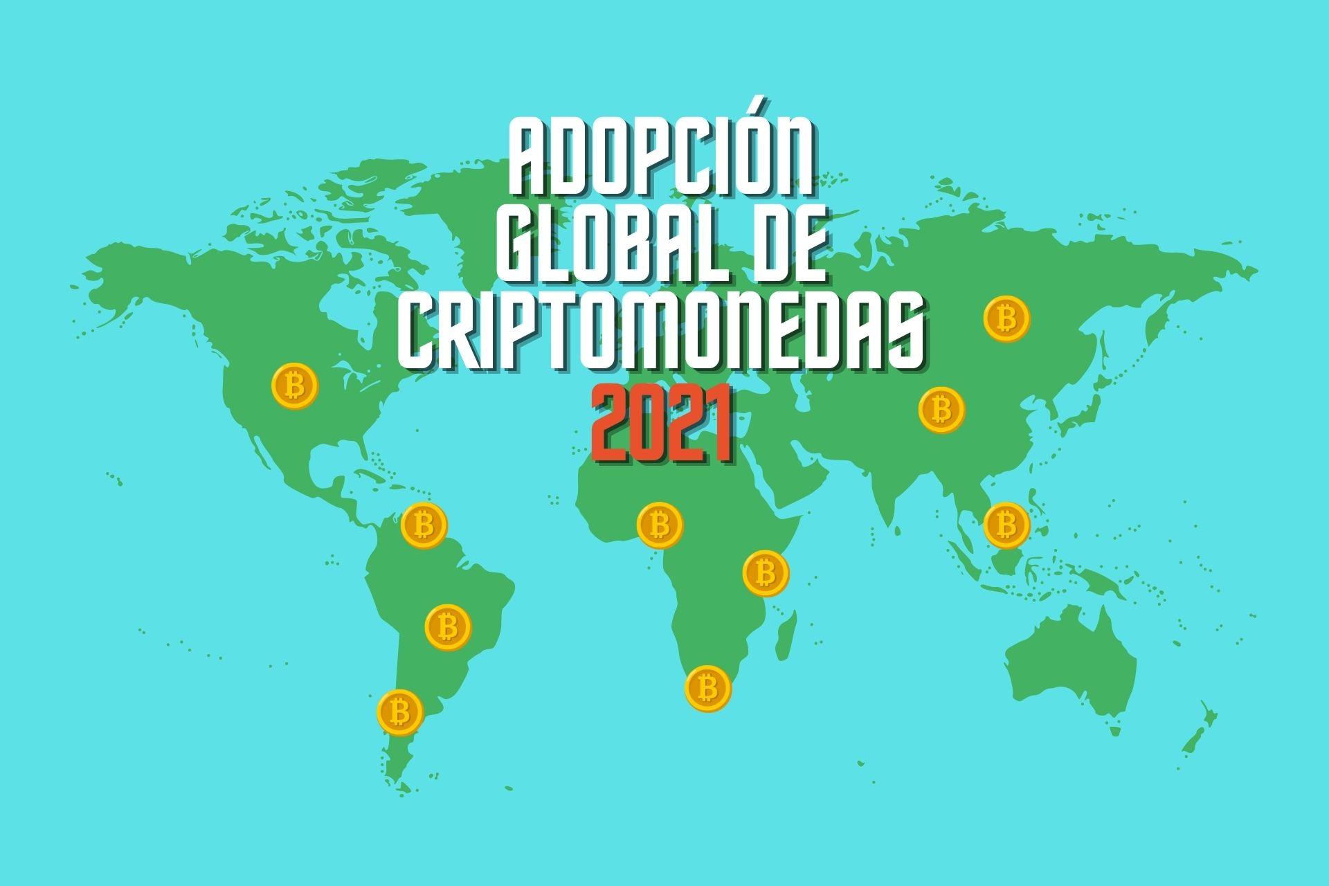 Economías emergentes como Vietnam e India impulsan el aumento de más de 800% en la adopción global de criptomonedas, con Argentina, Colombia y Venezuela en el TOP 20 de países adoptantes según Chainalysis