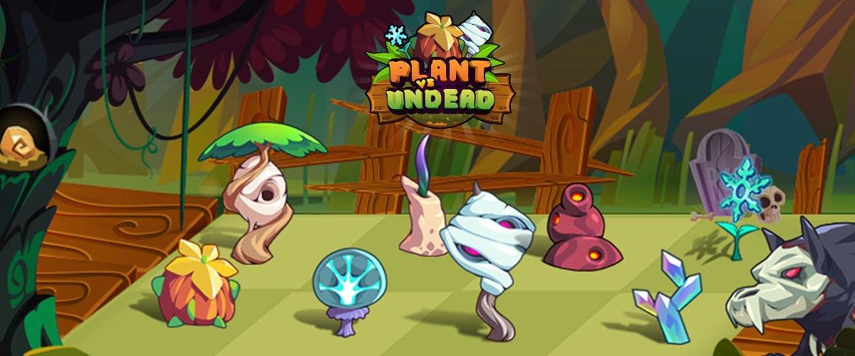 Plant Vs Undead una nueva alternativa para los fanaticos de los juegos NFT's