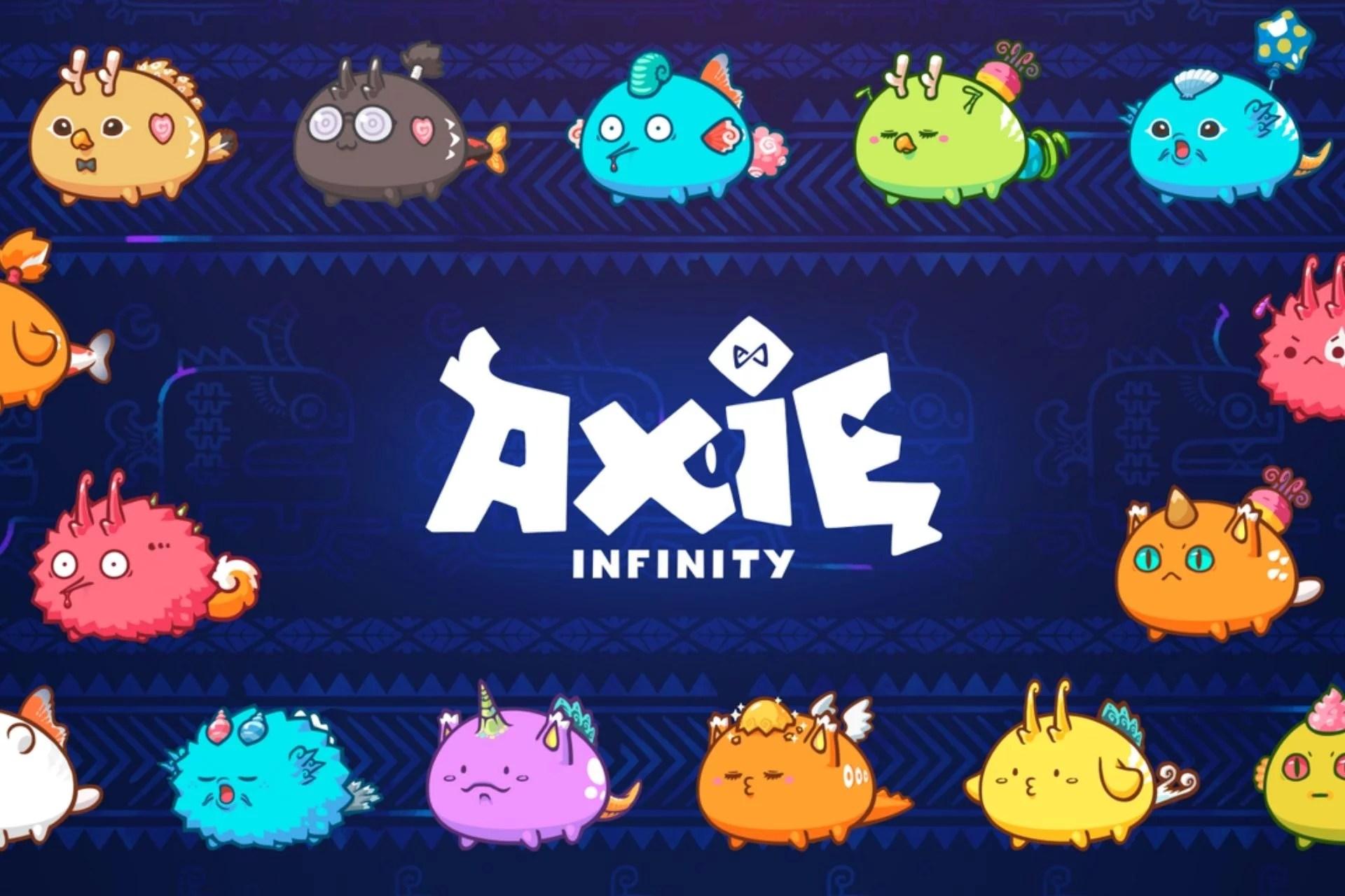 Axie Infinity sobrepasa los 2 mil millones de dólares en ventas de sus NFT y los 1.5 millones de jugadores activos diarios