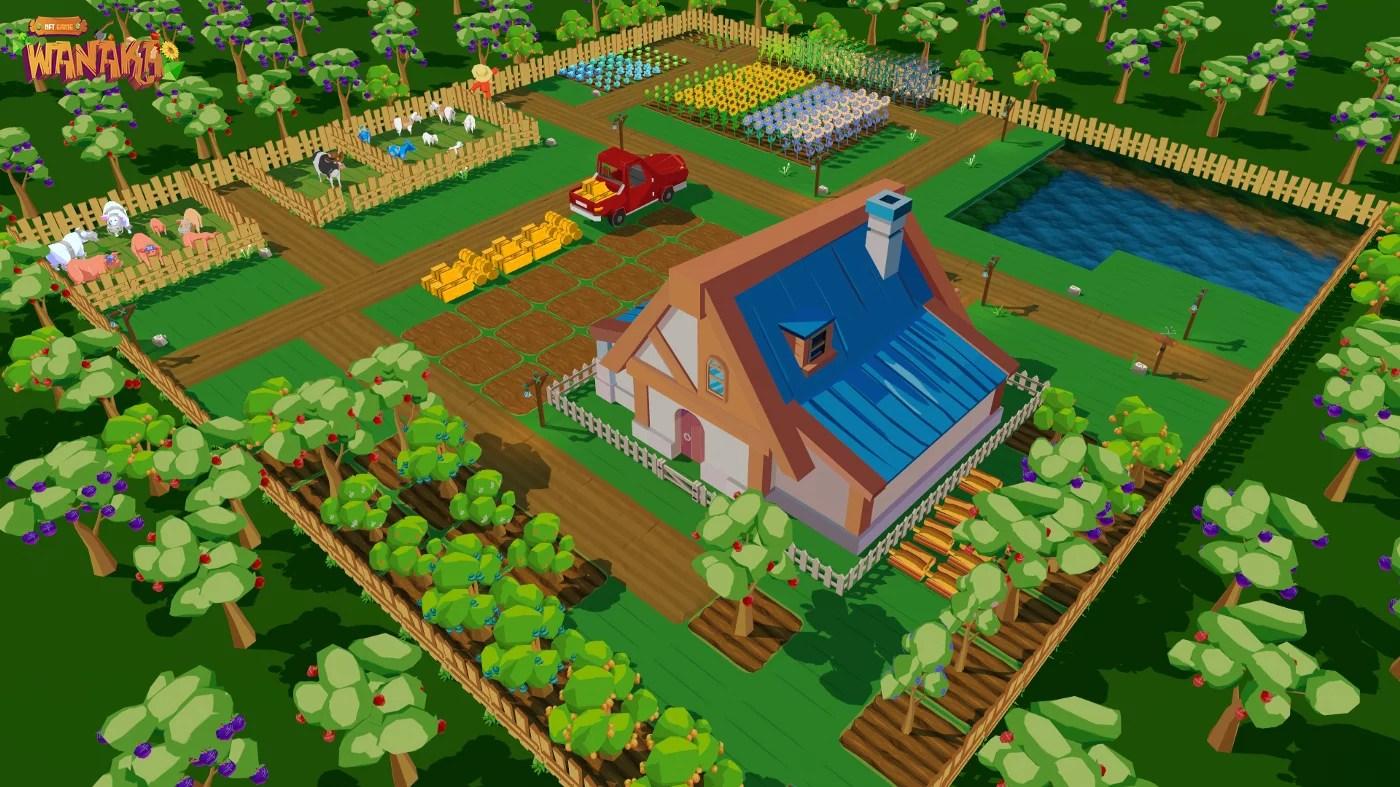Conoce qué es Wanaka Farm y cuáles son las principales características del juego NFT de simulación de granja