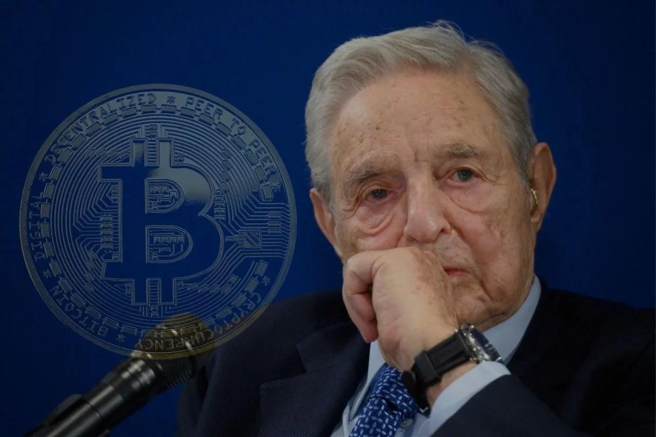 "La ""Family Office"" de George Soros posee Bitcoin"