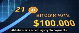 2021 e Bitcoin a 100 mila dollari