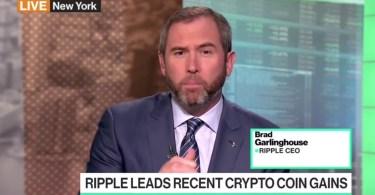 Ripple secondo il CEO la criptovaluta ha passato i blocchi di partenza