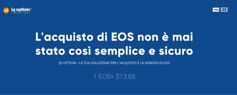 Trading EOS Alternative