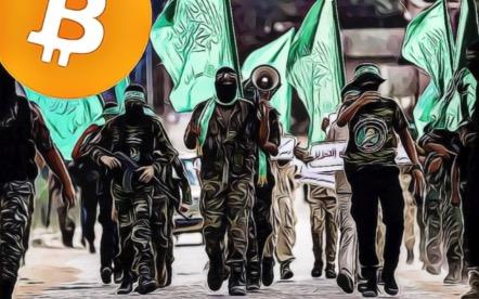 Bitcoin Hamas Finanziamento