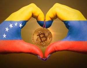 Crisi Venezuela: crollano le transazioni Bitcoin